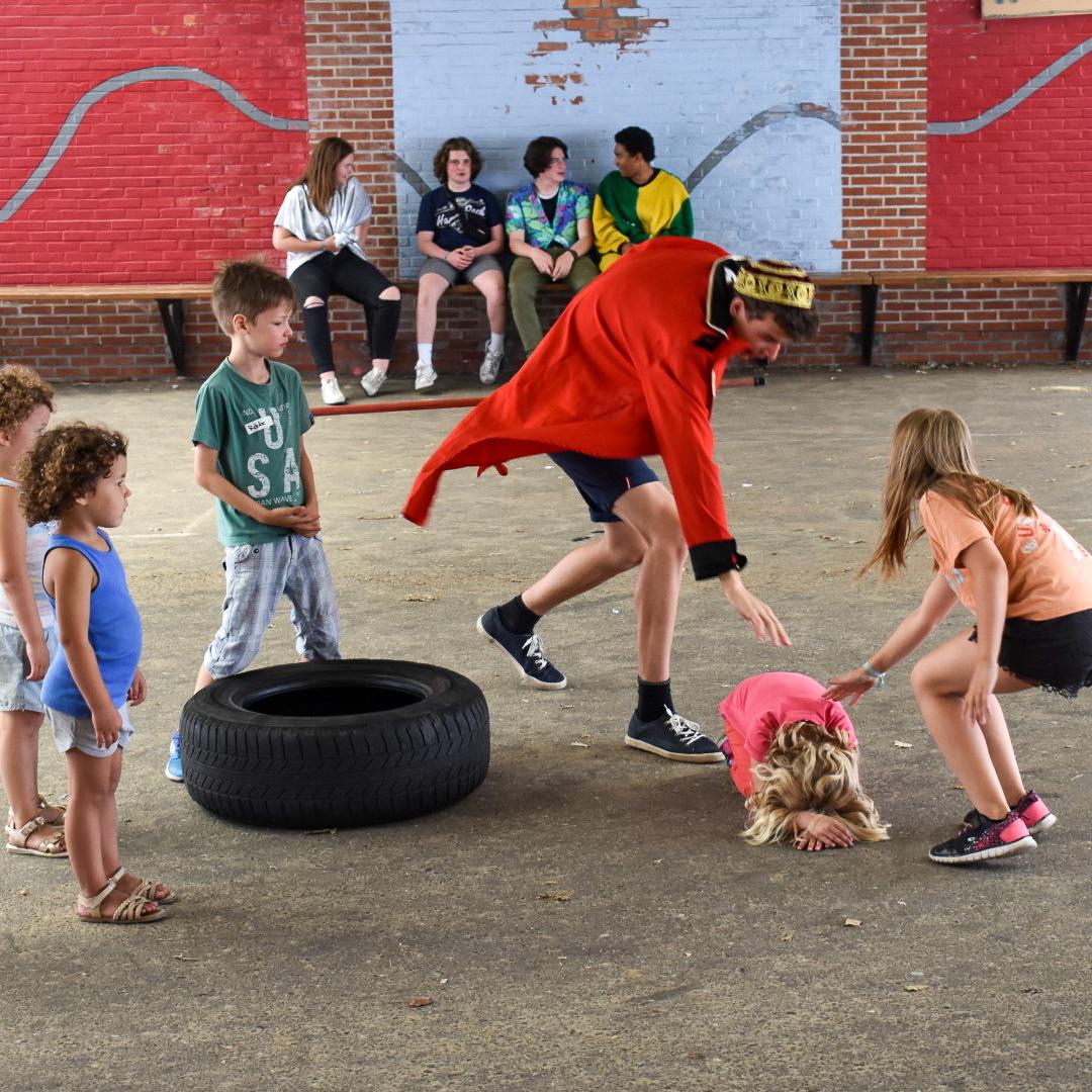 Speelplein_KwikKwak_kinderen_zomervakantie_paasvakantie_Brasschaat